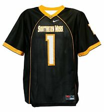 (Youth L 16-18) Nike NCAA Boys Kids Southern Miss USM Football Jersey
