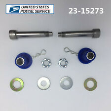 For Peterbilt 378 379 Polyurethane Engine Hood Hinge Pivot Bolt Kit Bushing Kit