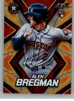 2017 Topps Fire Flame Baseball Cards Pick From List