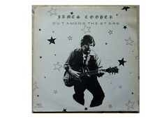 JAMES COOPER * OUT AMONG THE STARS * SIGNED VINYL LP ND 001 PLAYS GREAT
