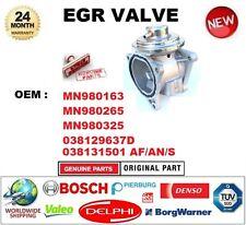 Para MN980163 MN980265 MN980325 038129637D 038131501 af un neumático Válvula EGR S
