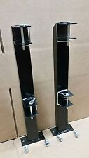 New Pair of WeedEater Gas Trimmer Rack Holders Holds Two..USA MADE!!  Not China!