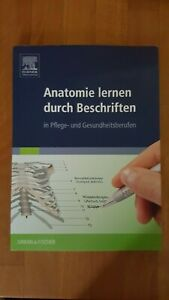 Neu - Buch Anatomie lernen durch Beschriften