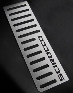 POGGIAPIEDE VOLKSWAGEN VW SCIROCCO R-STYLE R-LINE TSI TDI TFSI SHARK 4MOTION DSG