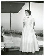 MERCEDES MCCAMBRIDGE BEAUTIFUL PORTRAIT WIRE SERVICE ORIGINAL 1957 ABC TV PHOTO