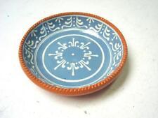 Greenfield Village Redware Pottery Bowl 6 3/8'' Diameter by Anne Borrello