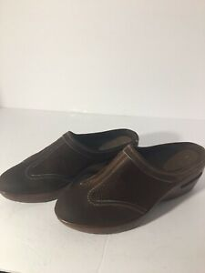 Cole Haan  Womens Slip On Mules Size 8b
