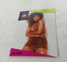 trading card Winterland Rock Express Tina Turner Tommy Acid Queen Mad Max R&b