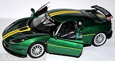 Lotus Evora GT4 Edition GT Racing 2009-15 grün green metallic 1:24