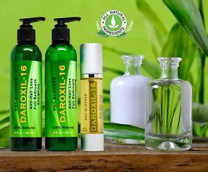 Best Hair Loss Thinning Prevention ReGrowth Treatment Men Women 16 Organic Oils