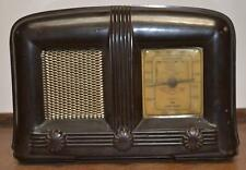 ​Vintage NOBLE LW/MW AC/DC Bakelite Valve Radio with Docs | Working  [PL2055]