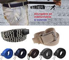 CINTURA TAGLIE FORTI 150 180 cinta TESSUTO ELASTICIZZATO stretch allungabile