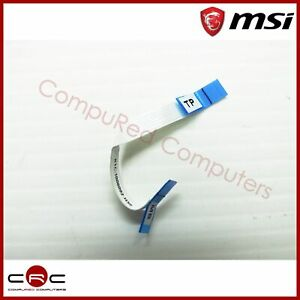 MSI GE72-6QD GP72-2QE Cable flex touchpad Touchpad ribbon cable