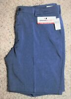 Men's Grand Slam Performance Stretch 360 Active Waistband Shorts,Size 40, 42,NWT