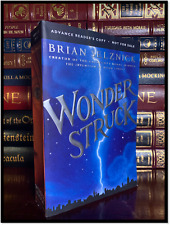 Wonderstruck ARC by BRIAN SELZNICK Rare Advanced Readers Copy