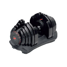 Bowflex SelectTech 1090 Workout Exercise Dumbbell w/ Adjustable Weight (Single)