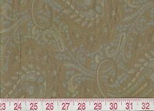 Overstock - Paisley Upholstery Fabric American Silk Mills  Gizz / Tourmaline
