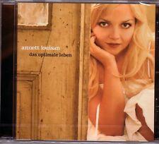 CD (NEU!) ANNETT LOUISAN: Das optimale Leben (Alles wär nie passiert Anett mkmbh