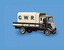 Modelscene 5136 - 1926 Thonycroft PB 4-Ton Lorry GWR 00 Gauge Plastic Kit T48Pos