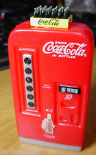 Dual Faced Coke Machine w Coca Cola Case 1/24 Scale G Scl Diorama Accessory Item