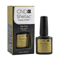 CND Shellac UV Top Coat 401 0.25oz