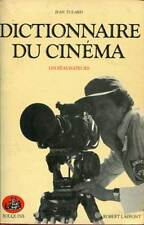 JEAN TULARD: DICTIONNAIRE DU CINEMA 1. BOUQUINS. 1982.