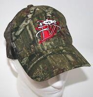 Men's NCAA Rio Grande Valley Vipers Camo Mesh Snapback Hat Cap