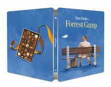 Forrest Gump 25th Anniversary Limited Edition Steelbook Tom Hanks Import NEW