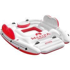 Intex Luftmatratze Badeinsel Schwimmliege Wasserliege Poolliege Lounge See Pool