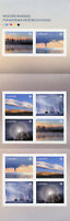 Canada 2018 MNH Weather Wonders 10v S/A Booklet Clouds Trees Nature Stamps