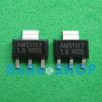 30pcs ~ 1000pcs AMS1117-1.8 LM1117 AMS1117 1.8V 1A Voltage Regulator SOT-223