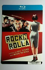 ROCK N ROLLA GUY RITCHIE BUTLER COVER ART MINI POSTER BACKER CARD (NOT a movie )