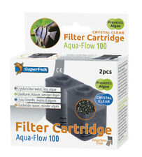 Superfish Aqua-flow 100 Crystal Clear Cartridge Filter