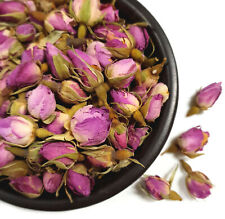 Edible Pink Rose Buds, Dried Rose Flowers, Craft, Tea, Potpourri Soap Candle