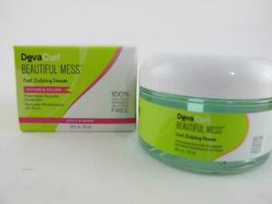 DevaCurl NEW Beautiful Mess Curl Sculpting Pomade 3.8 oz Style & Shape