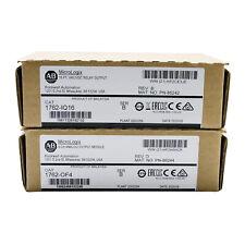 2020 New Sealed Allen Bradley Micrologix 1762 Of4 B Analog Output Module