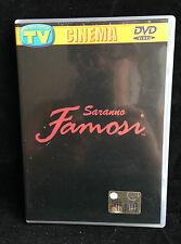 DVD FILM / SARANNO FAMOSI - SORRISI E CANZONI -