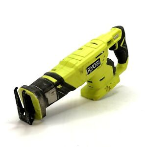 Ryobi P519 18-Volt ONE+ Cordless Reciprocating Saw (Tool-Only)