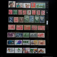 AUSTRALIA  (9)  Early to Modern – Used  Commemorative Stamps Collection  F062