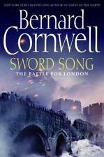 Saxon Tales: Sword Song : The Battle for London 4 by Bernard Cornwell (2008, Ha…