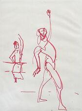 Mary Cane Robinson Modernist Figure Study (IV)