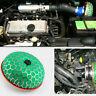 4 Inch JDM Universal Car Air Intake Filter HKS High Flow Washable Mushroom Type