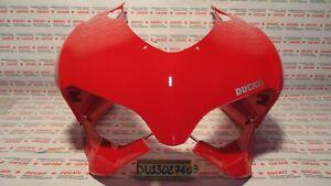Cupolino anteriore carena upper fairing verkleidung Ducati Panigale 1199 899