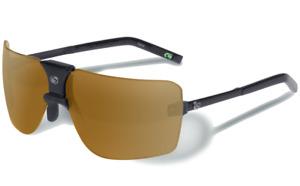 Gargoyles Sunglasses 85's Arnold Terminator Matt Black Smoke Gold 10256433.QTM