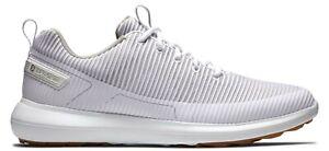 FootJoy Flex XP Golf Shoe white - FREE P&P