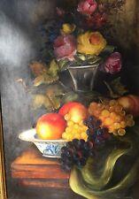 Original oil painting still life