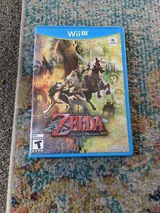 The Legend of Zelda: Twilight Princess HD (Nintendo Wii U, 2016)