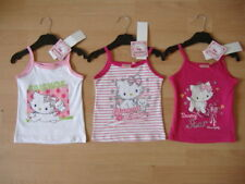 Striped Sleeveless T-Shirts, Top & Shirts (2-16 Years) for Girls