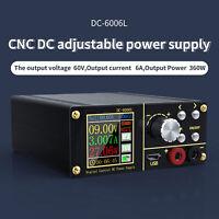 DC6006L 60V PD80W CNC Adjustable Current/Voltage Constant Converter Power Supply