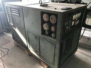 Stromerzeuger Notstromaggregat  Bundeswehr Diesel Eisemann 12 KVA